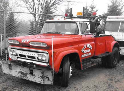 your vintage tow truck photos international with holmes 750 wrecker ...